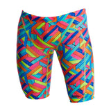 Funky Trunks Boys Training Jammers - Panel Pop