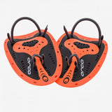 Orca Flex Fit Paddles - HV Orange