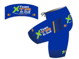 Team XTR tri short Men's and Women's  old model