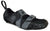 Bont Riot TR+ Triathlon Cycle shoe (Black/Charcoal)
