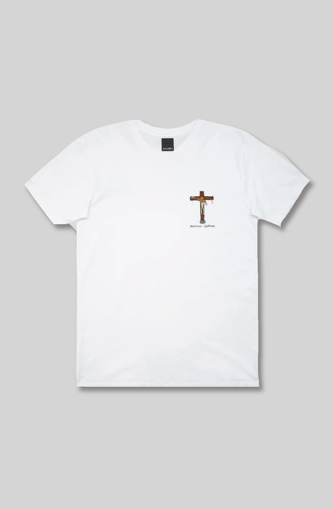 Ozzie Wright 'Cheesus Christ' Tee