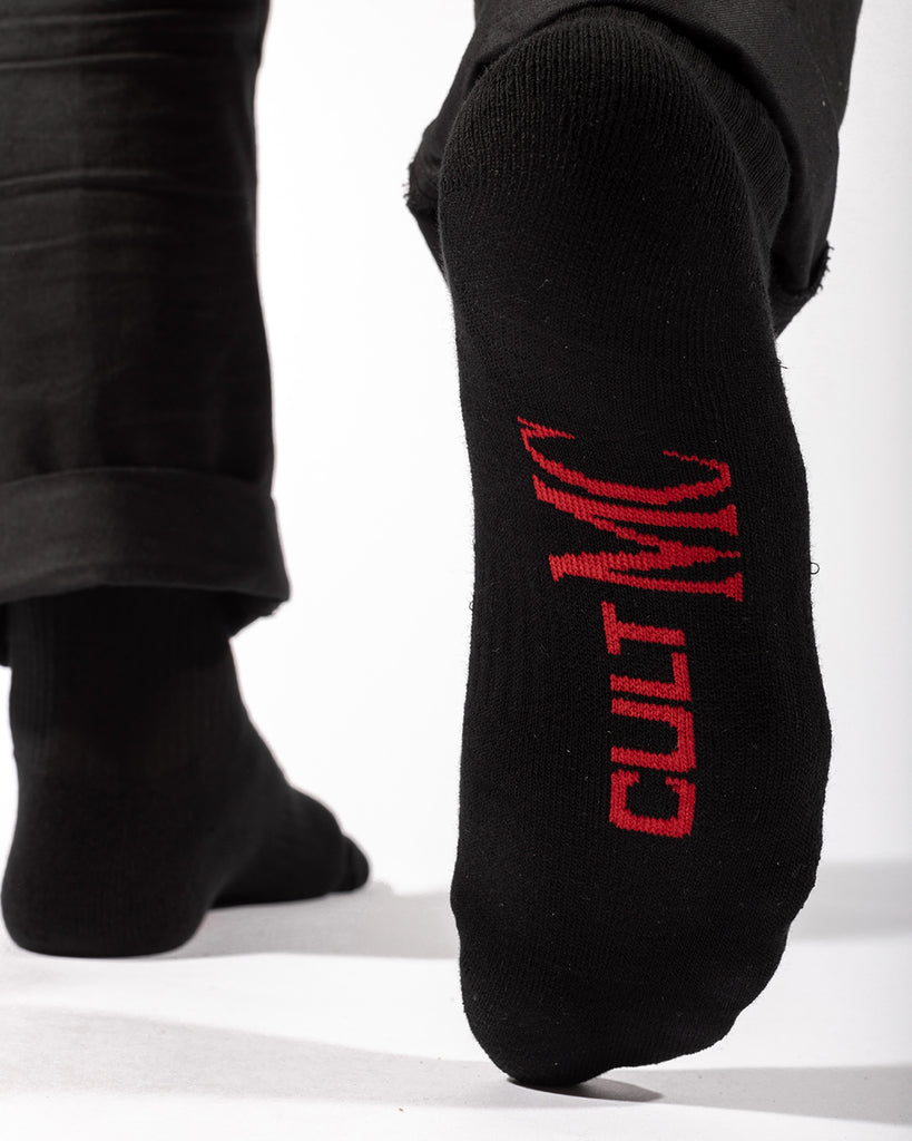 CULT MC Socks, Black