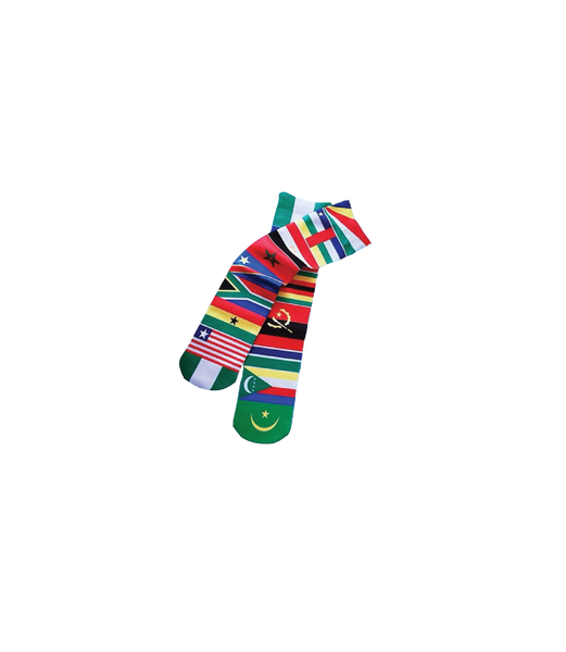 AfriFlags Socks