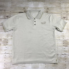 Palms Casino Las Vegas Embroidered Polo Shirt Mens Size Large