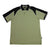 IZOD X.F.G. Olive Green Golf Polo Shirt Mens Size Large