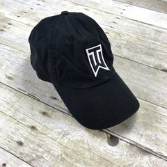 Nike Tiger Woods TW Buick Golf Black Cotton Golfing Dad Hat