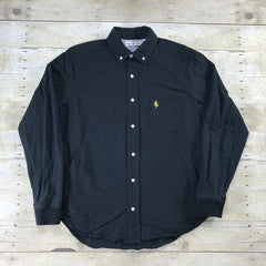 Five Four x Mark McNairy Navy Blue Shirt Jacket Mens Size Medium