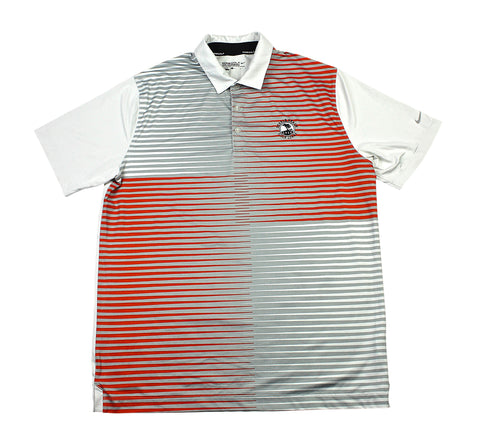 Nike Golf Tour Performance Pebble Beach Golf Links Polo Shirt Mens Size Large