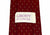 Vintage Liberty of London Wool Challis Necktie Printed in England