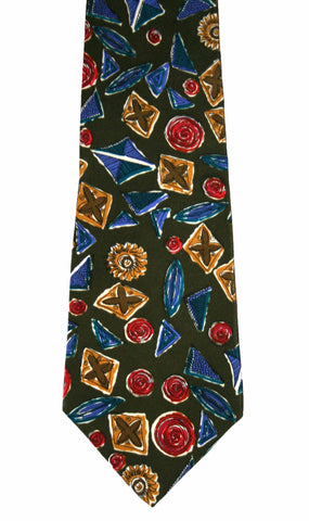 Vintage Liberty Of London Silk Necktie