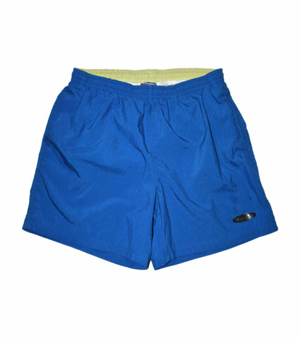 Vintage 90s Blue Champion Swim Trunks Mens Size Large