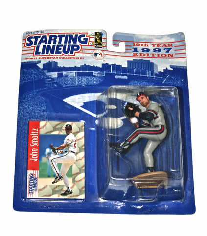 Vintage 1997 Starting Lineup John Smoltz Atlanta Braves Figure