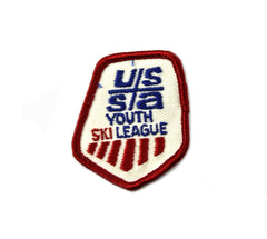 "Vintage Skiing USSA Youth Ski League 2"" Patch"