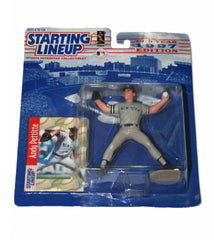 Vintage 1997 Starting Lineup Andy Pettitte NY Yankees Figure