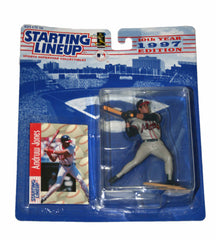 Vintage 1997 Starting Lineup Andrew Jones Atlanta Braves Figure