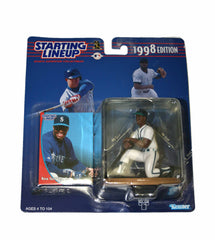Vintage 1998 Starting Lineup Ken Griffey Jr. #24 Seattle Mariners Figure