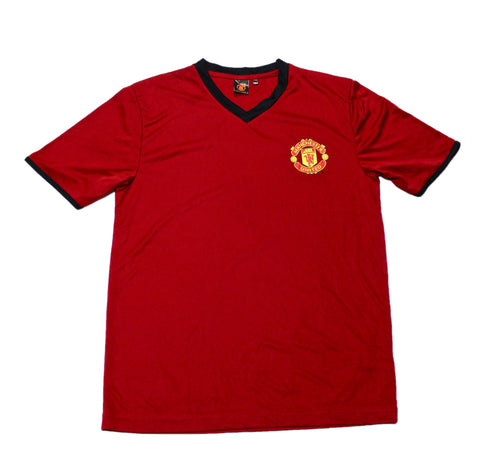 Vintage Manchester United Soccer Jersey Mens Size Small