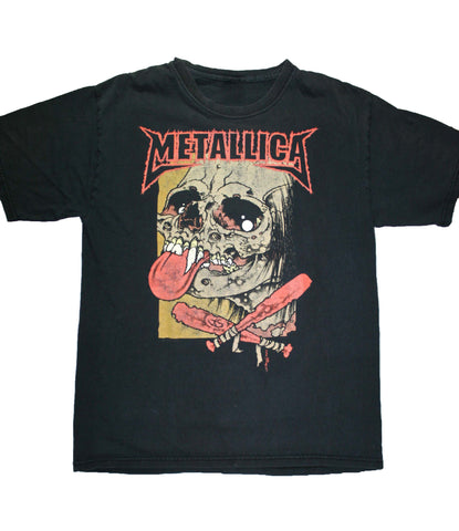 Vintage Metallica Concert Shirt Mens Size Small