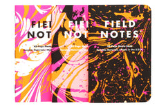 Limited Edition Field Notes XOXO 2016 Notebooks (Sealed 3-Pack)