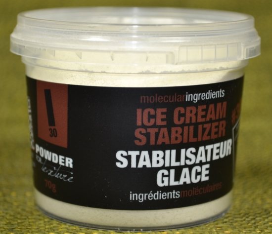 Ice cream stabilizer 70 g