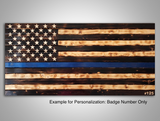 Thin Blue Line (Police)
