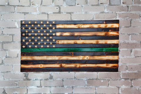 Thin Green Line (Military)