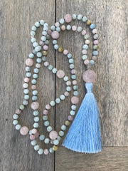 yoga necklaces/malas