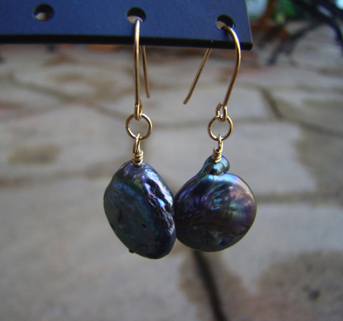Earrings-goldfilled classic