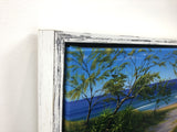 Shadows Drift - Framed Canvas Mini