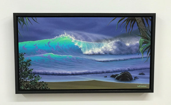EMERALD TIDE 495 x 285mm