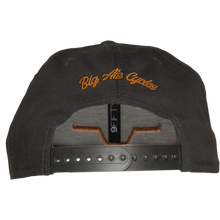 Big Al's Cycles Logo New Era Snap Back (brown)