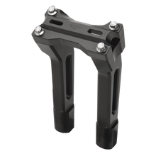 "8"" Kickback Bubba Clamp Black Anodized"