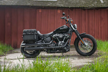 Big Al's Cycles Softail Street Bob saddlebag kit