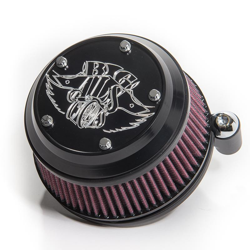 TBW Big Al's Cycles Air Cleaner Kit