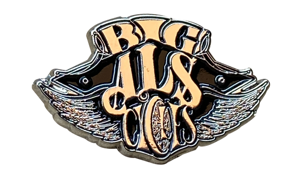 Big Al's Logo Pin