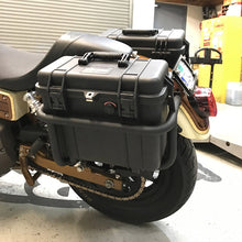 Big Al's Cycles Dyna Saddle Bag Kit