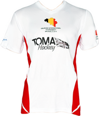 2015 - Brussels - Playing Shirt