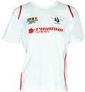 2011 - Brussels - Playing Shirt