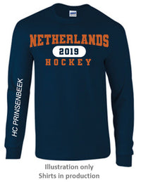 2019 - Prinsenbeek Tour - T-Shirt