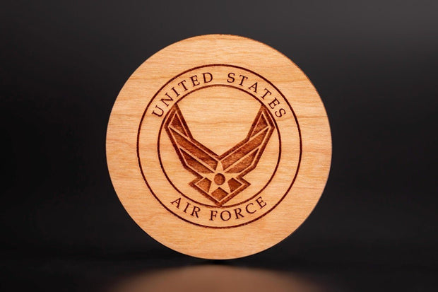 Military Branch Coasters - Variety Pack American Grains LLC