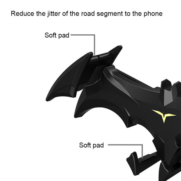Batmobile Phone Mount