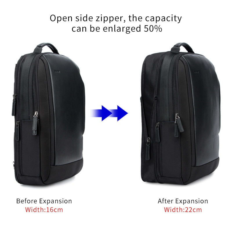 Anti-Theft Luggage Backpack