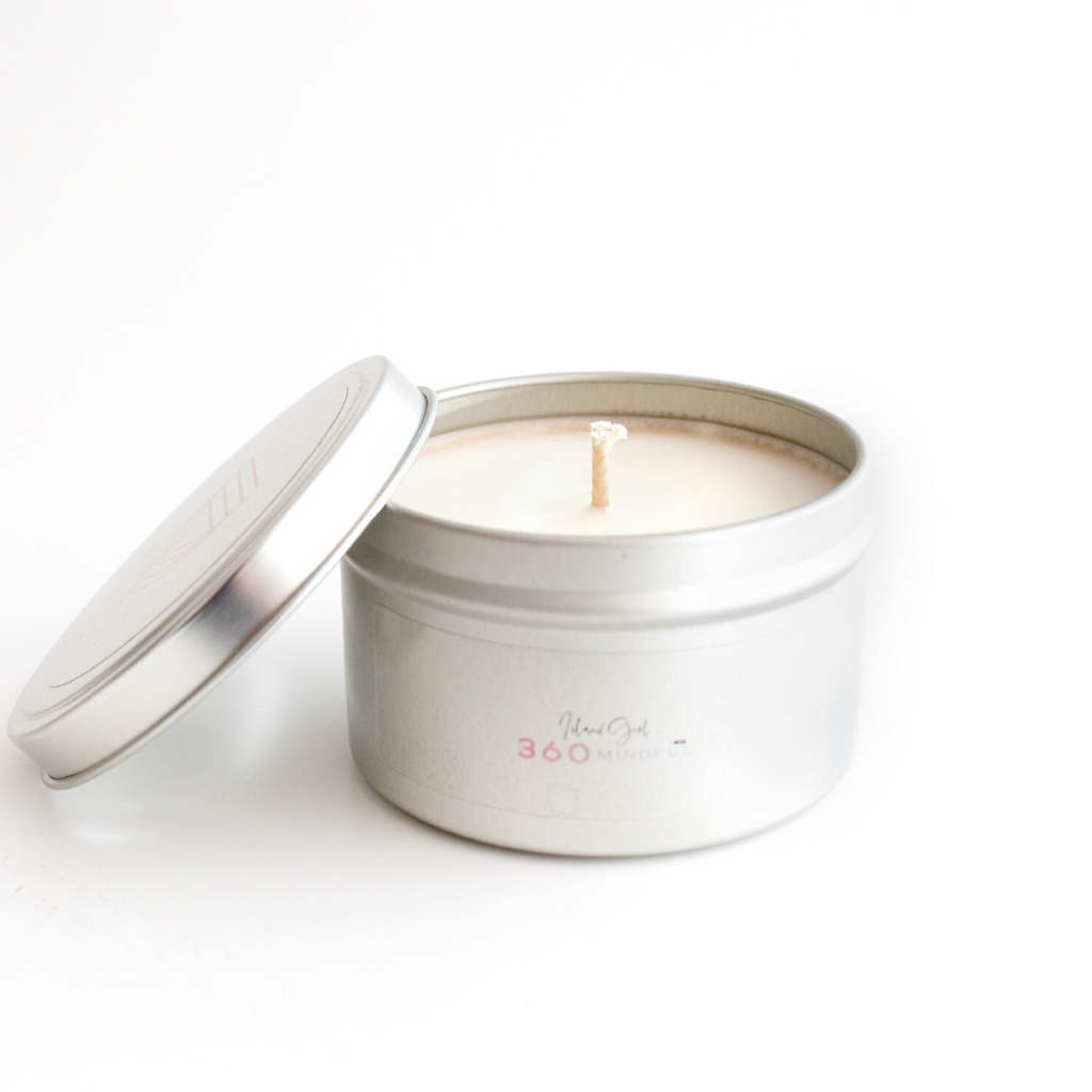 Dreamy Scented Soy Candle