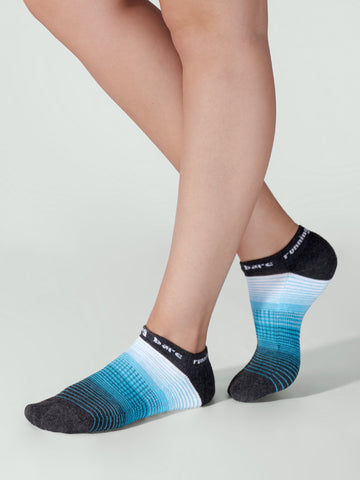 Ombre Twin Pack Sock