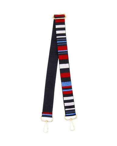 Detachable Bag Strap || stripe - Lokamo
