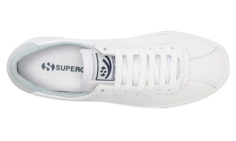 2843 Clubs sport sneakers - white light sky