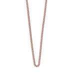"Necklace Chain 16"" to 18"" Rose Gold - Lokamo"