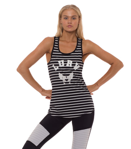 Take Flight Logo Singlet - Lokamo