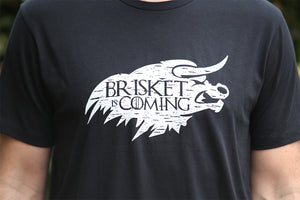Men's Brisket is Coming T-Shirt
