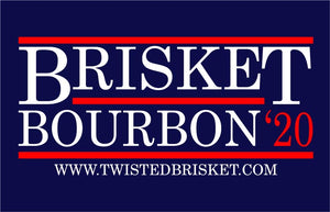 Brisket and Bourbon '20 T-Shirt